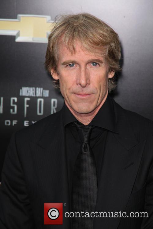 michael bay new york premiere of transformers 4259693