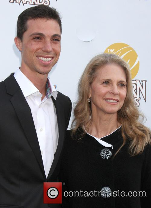 Alex Kingi and Lindsay Wagner