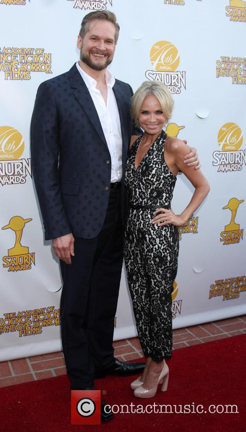 Brian Fuller and Kristin Chenoweth 1