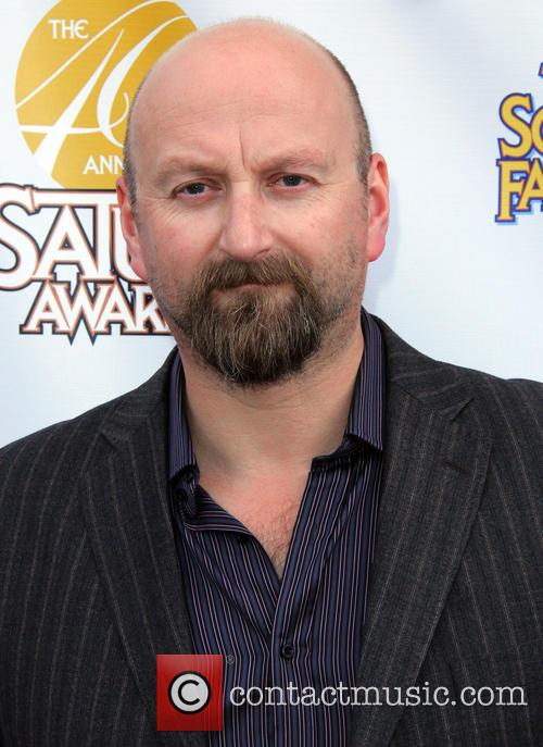 Neil Marshall at the 2014 Saturn Awards