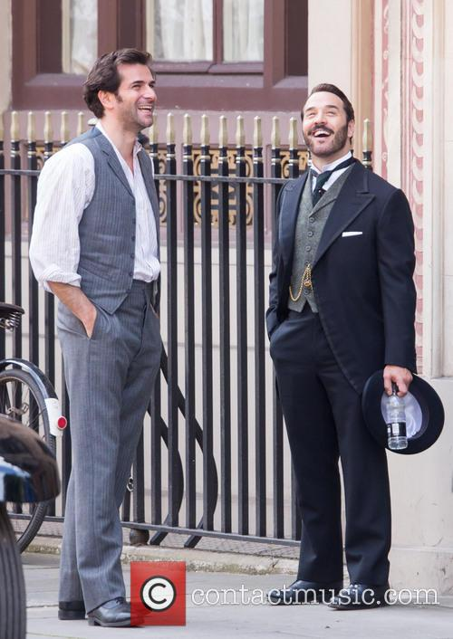 Jeremy Piven and Gregory Fitoussi 5