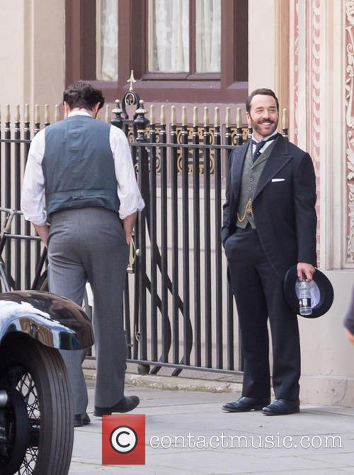 Jeremy Piven and Gregory Fitoussi 10