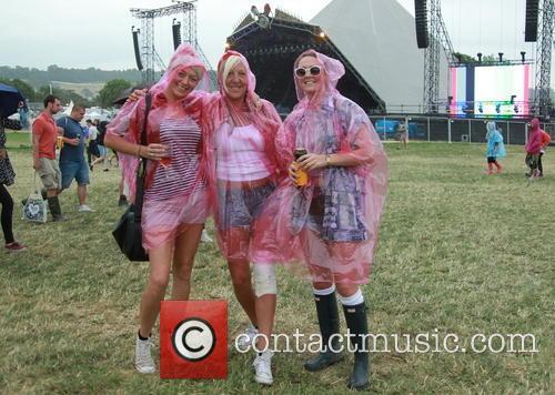 Glastonbury Festival and Atmosphere