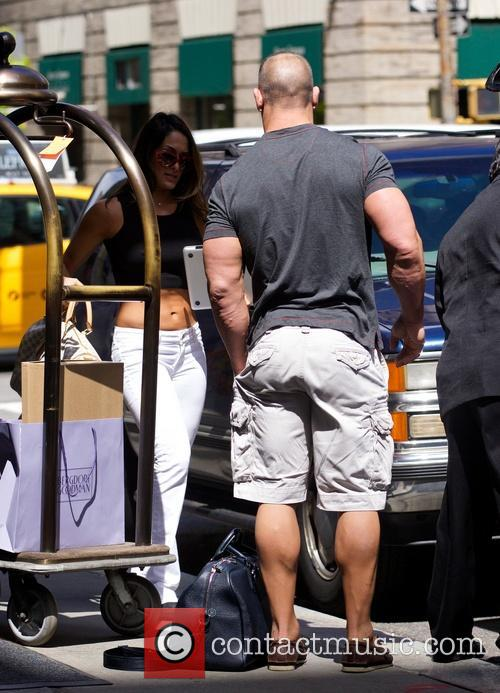 Nikki Bella and John Cena 10