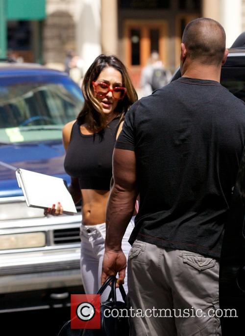 Nikki Bella and John Cena 11