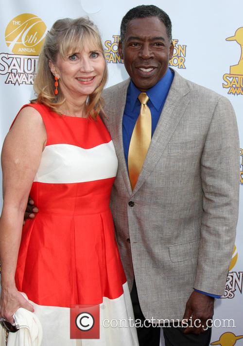 Linda Hudson and Ernie Hudson 9