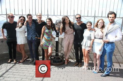 Jamie Laing, Binky Felstead, Stevie Johnson, Oliver Proudlock, Lucy Watson, Rosie Fortescue, Spencer Matthews, Louise Thompson, Riley Uggla and Mark-francis Vandelli 1