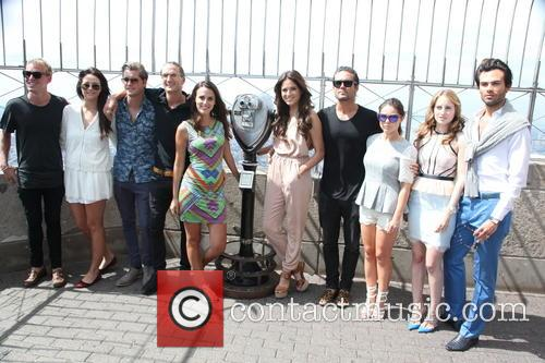 Jamie Laing, Binky Felstead, Stevie Johnson, Oliver Proudlock, Lucy Watson, Rosie Fortescue, Spencer Matthews, Louise Thompson, Riley Uggla and Mark-francis Vandelli 6