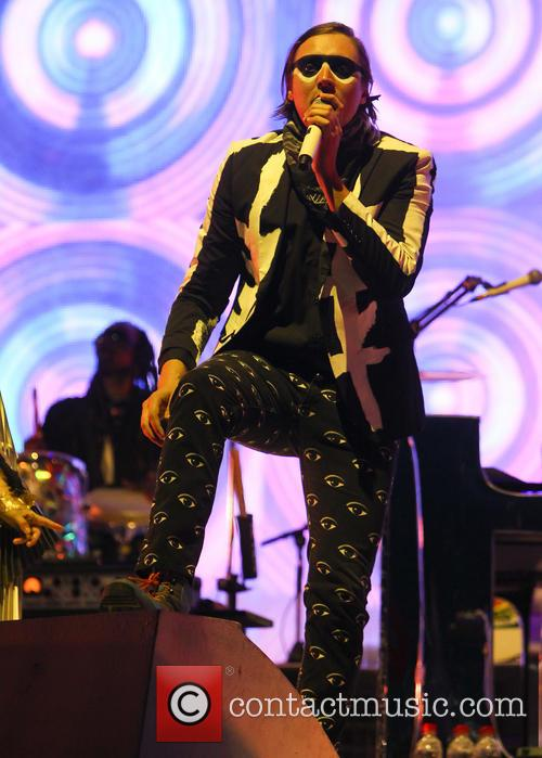 Arcade Fire and Win Butler 9