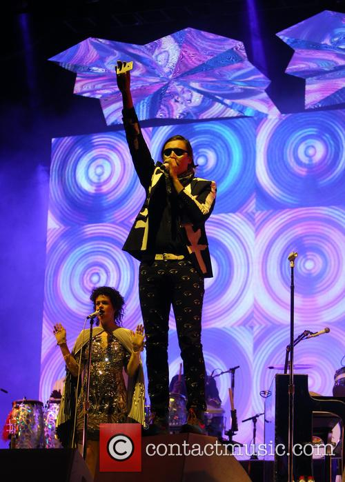 Arcade Fire and Win Butler 17