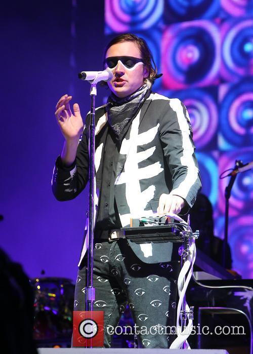 Arcade Fire, Win Butler, Glastonbury Festival