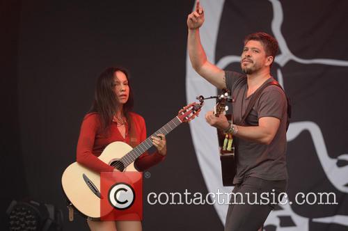 Glastonbury Festival 2014 - Performances - Day 2