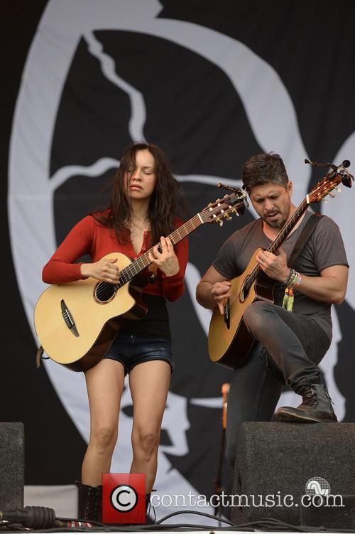 Rodrigo Sanchez and Gabriela Qunitero 6