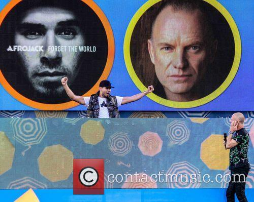 Afrojack, Sting and Gordon Sumner 11