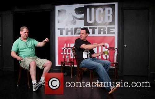 Matt Besser and Ian Roberts