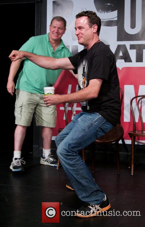 Matt Besser and Ian Roberts 3