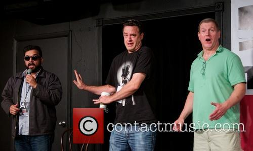 Matt Besser and Ian Roberts 4