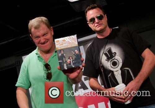 Matt Besser and Ian Roberts 5