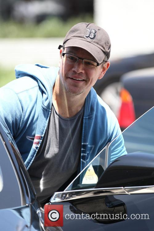 Matt Damon 22