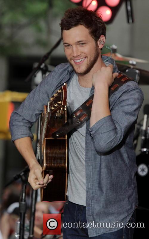 Phillip Phillips, The Today Show