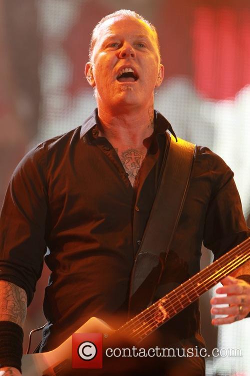 James Hetfield 11