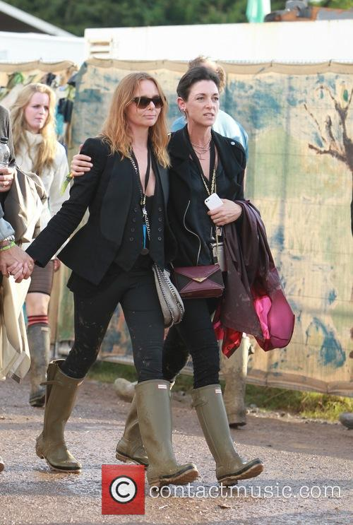 Stella Mccartney and Mary Mccartney 8