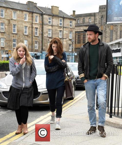 Leigh Janiak, Rose Leslie and Harry Treadaway 4