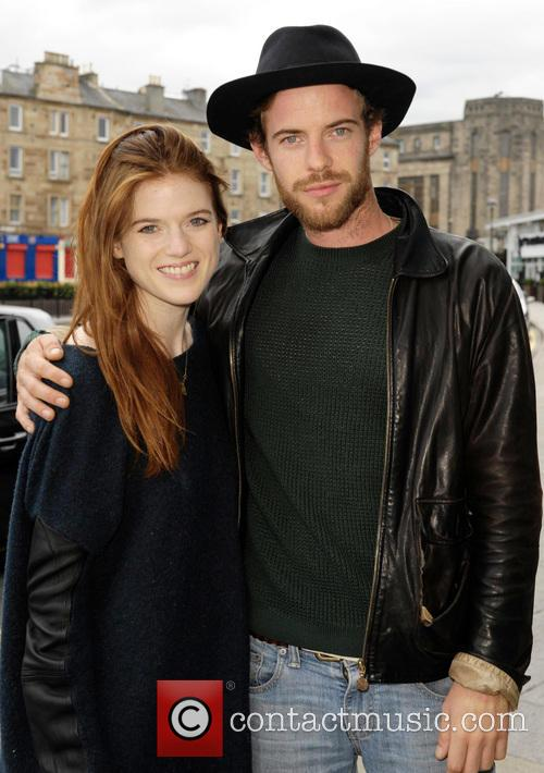 Rose Leslie and Harry Treadaway 2