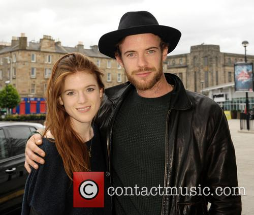 Rose Leslie and Harry Treadaway 1