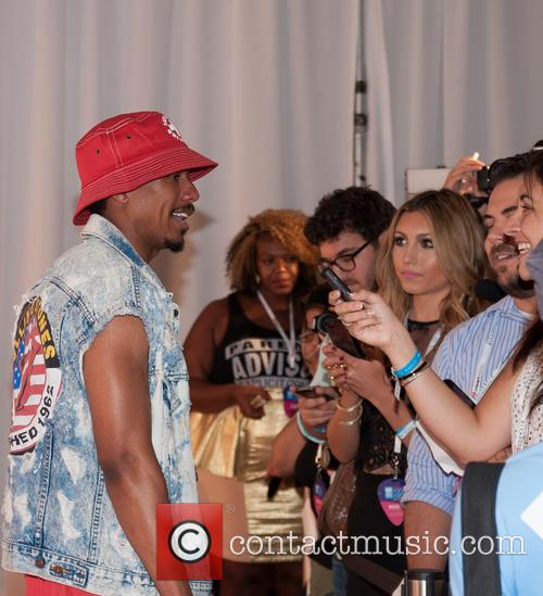 Nick Cannon, Fontainebleau Hotel Miami Beach