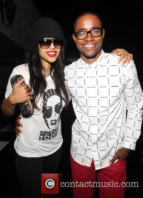 Kali Hawk and Jay Ellis 6