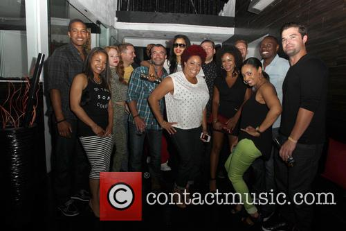 Kali Hawk, Jay Ellis, Joyful Drake and Guests 3