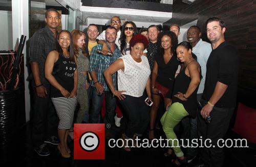 Kali Hawk, Jay Ellis, Joyful Drake and Guests 5