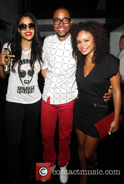 Kali Hawk, Jay Ellis and Joyful Drake 1