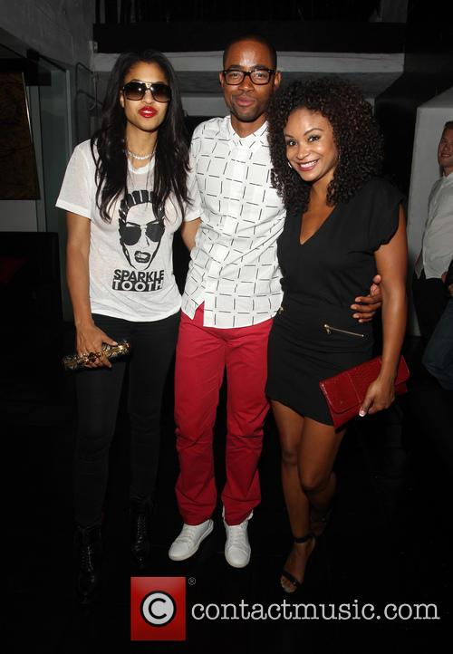 Kali Hawk, Jay Ellis and Joyful Drake 2