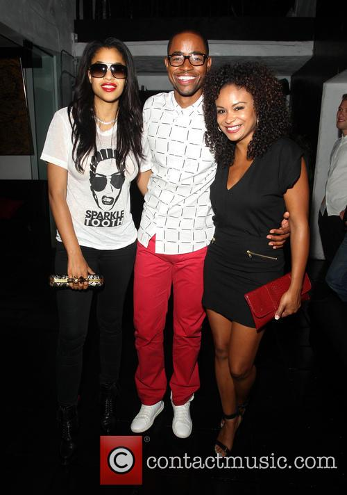 Kali Hawk, Jay Ellis and Joyful Drake 4