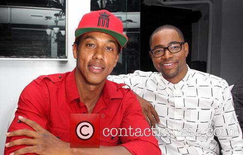 Wesley Jonathan and Jay Ellis 7
