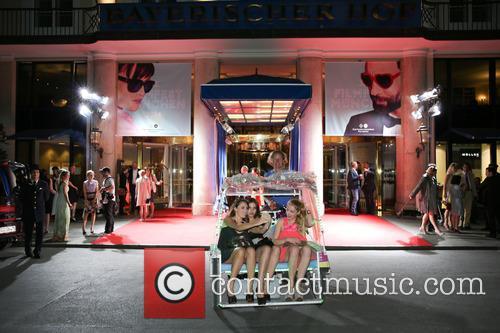 Munich and Hotel Bayerischer Hof 9