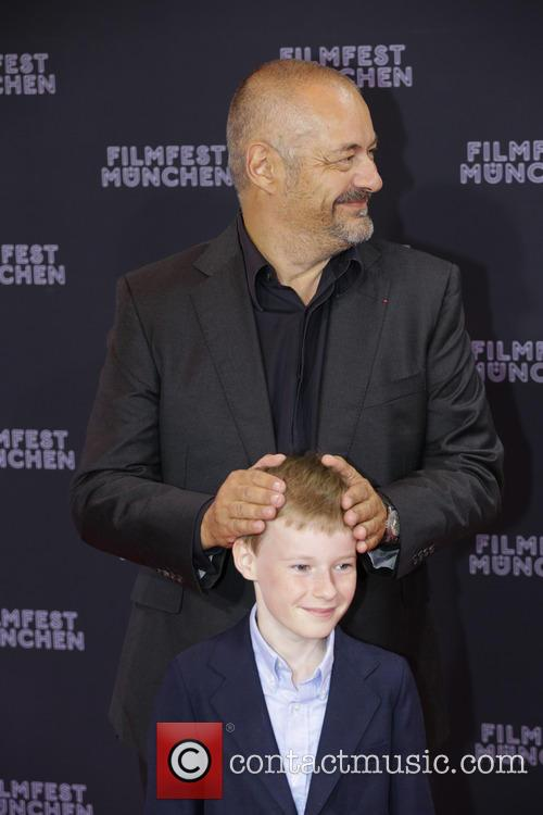 Jean-pierre Jeunet and Kyle Catlett 2