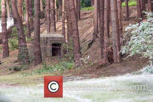 The Avengers 2 Bunker Forest