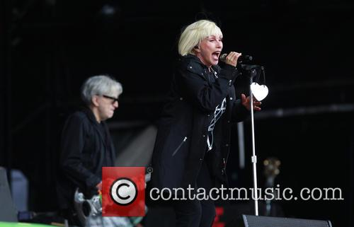 Debbie Harry, Blondie, Glastonbury Festival