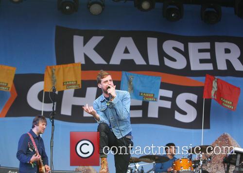 Ricky Wilson, Glastonbury Festival