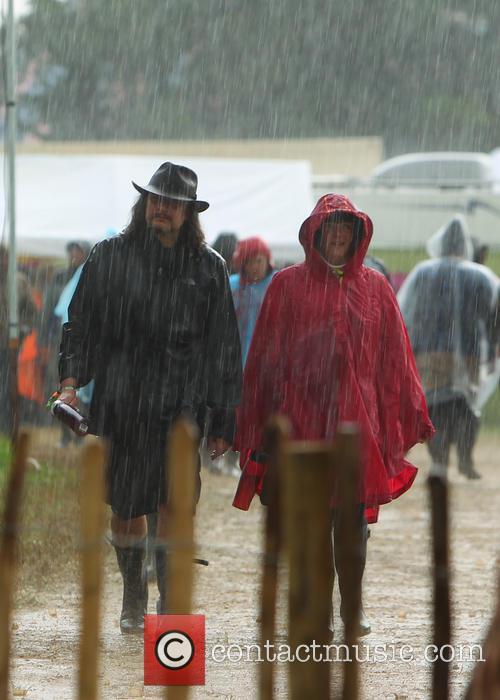 Glastonbury Festival 2014 - Atmosphere - Day 2
