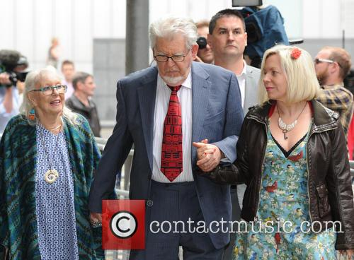 Rolf Harris, Bindi Harris and Alwen Hughes 6