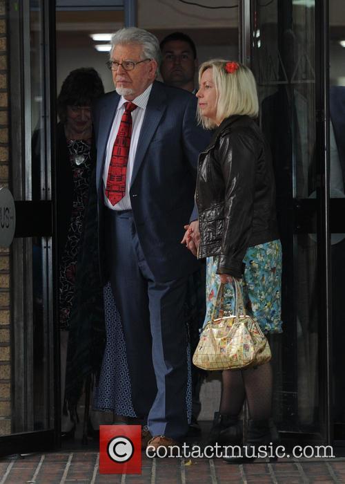Rolf Harris and Bindi Harris 9