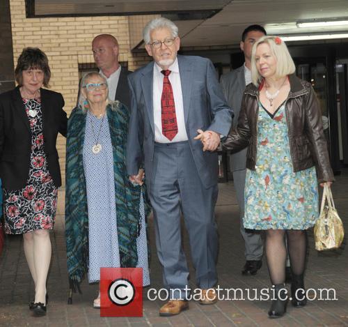 Rolf Harris, Alwen Hughes and Bindi Harris 2