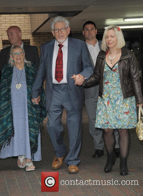 Rolf Harris Alwen and Bindi