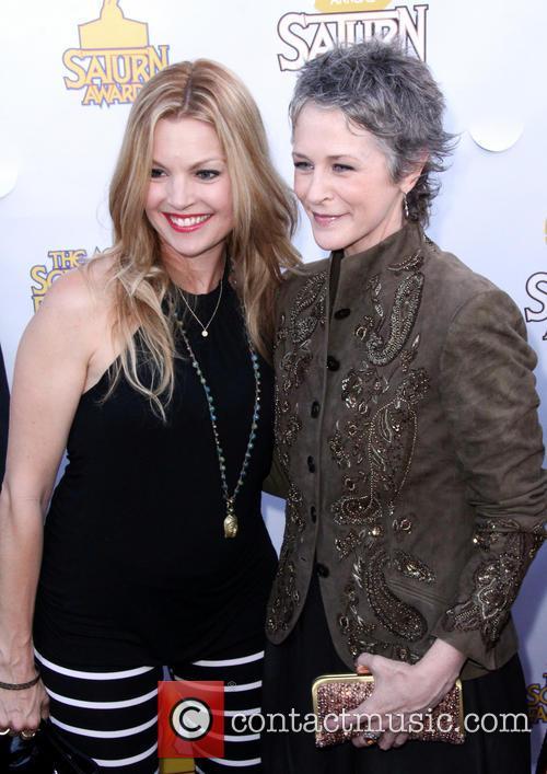 Clare Kramer and Melissa Mcbride 4