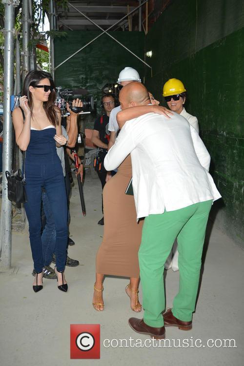 Kendall Jenner, Kim Kardashian and Kris Jenner 3