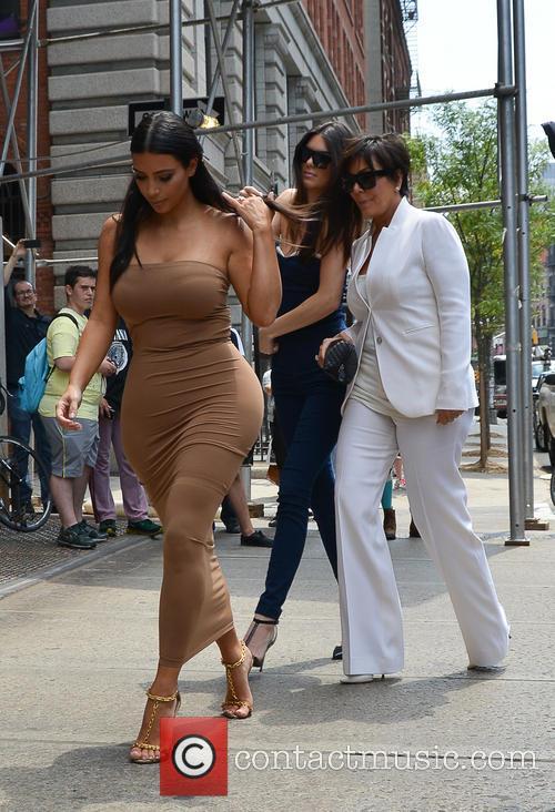 Kendall Jenner, Kim Kardashian, Kris Jenner